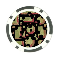 Papyrus  Poker Chip Card Guards (10 pack)