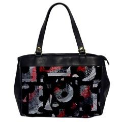 Red shadows Office Handbags