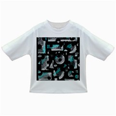 Blue shadows  Infant/Toddler T-Shirts