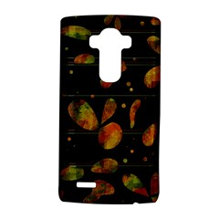 Floral abstraction LG G4 Hardshell Case