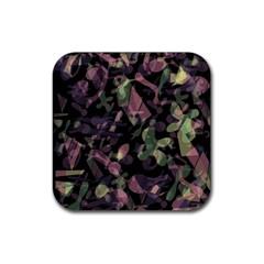 Depression  Rubber Coaster (Square)