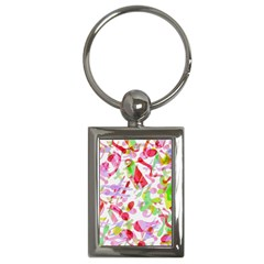 Summer Key Chains (Rectangle)