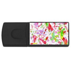 Summer USB Flash Drive Rectangular (2 GB)