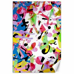 Colorful pother Canvas 20  x 30