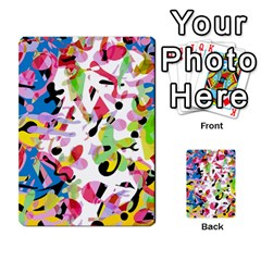 Colorful Pother Multi Purpose Cards (rectangle)