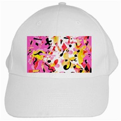 Pink pother White Cap