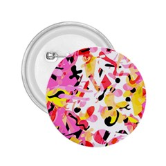 Pink pother 2.25  Buttons
