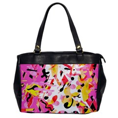 Pink pother Office Handbags