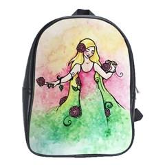 Green Thumb Spring School Bags (xl)