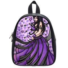 Violet Moon Belly Dancer School Bags (small)