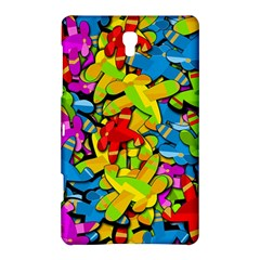 Colorful Airplanes Samsung Galaxy Tab S (8 4 ) Hardshell Case