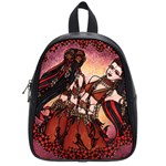 Gemini Tribal Twins School Bags (Small)  Front