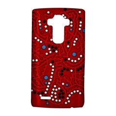 Red fantasy LG G4 Hardshell Case