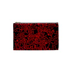 Red emotion Cosmetic Bag (Small)