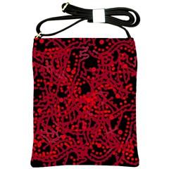 Red emotion Shoulder Sling Bags