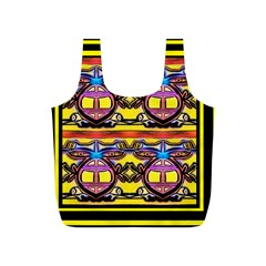 Spirit  Bulgarian Bee Full Print Recycle Bags (s)