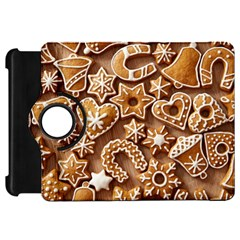 Christmas Cookies Bread Kindle Fire Hd Flip 360 Case