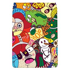 Face Mask Cartoons Stash Holiday Flap Covers (l)