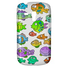 Fishes Col Fishing Fish Samsung Galaxy S3 Mini I8190 Hardshell Case