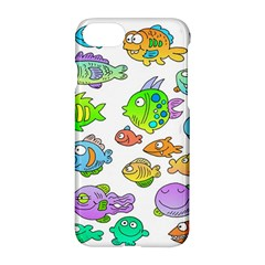 Fishes Col Fishing Fish Apple Iphone 7 Hardshell Case