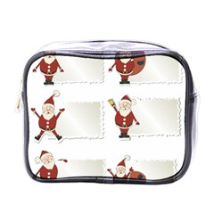Images Natale Pinterest Christmas Clipart Reindeer Mini Toiletries Bags