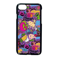 Gpattern Apple Iphone 7 Seamless Case (black)