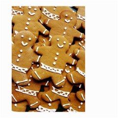 Gingerbread Men Small Garden Flag (two Sides)