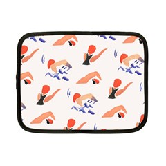 Olympics Swimming Sports Netbook Case (Small)
