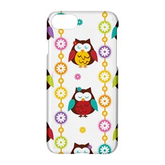 Owl Apple Iphone 7 Hardshell Case
