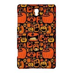 Pumpkin Helloween Samsung Galaxy Tab S (8 4 ) Hardshell Case