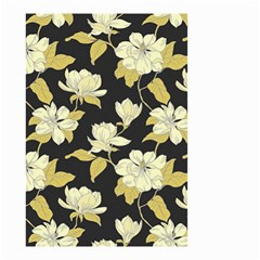 Pattern Rose Small Garden Flag (two Sides)