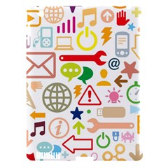 Sign Apple Ipad 3/4 Hardshell Case (compatible With Smart Cover)