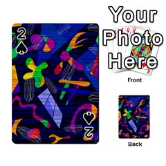 Colorful dream Playing Cards 54 Designs