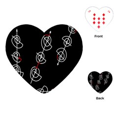 Direction Playing Cards (Heart)