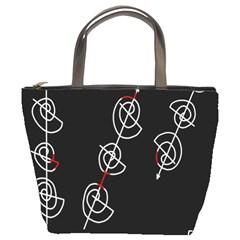 Direction Bucket Bags