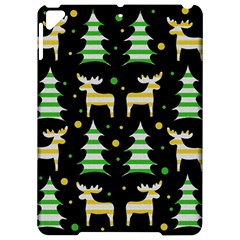Decorative Xmas reindeer pattern Apple iPad Pro 9.7   Hardshell Case