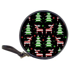 Reindeer decorative pattern Classic 20-CD Wallets