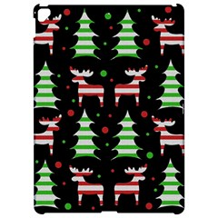Reindeer decorative pattern Apple iPad Pro 12.9   Hardshell Case