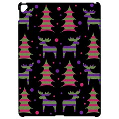Reindeer magical pattern Apple iPad Pro 12.9   Hardshell Case