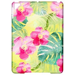Tropical Dream Hibiscus Pattern Apple Ipad Pro 9 7   Hardshell Case