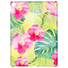 Tropical Dream Hibiscus Pattern Apple Ipad Pro 12 9   Hardshell Case