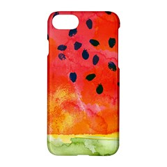 Abstract Watermelon Apple Iphone 7 Hardshell Case