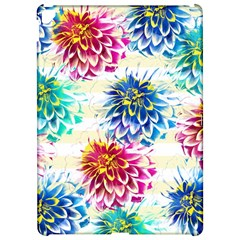 Colorful Dahlias Apple Ipad Pro 12 9   Hardshell Case