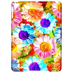 Colorful Daisy Garden Apple Ipad Pro 9 7   Hardshell Case