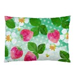 Cute Strawberries Pattern Pillow Case 26.62 x18.9 Pillow Case
