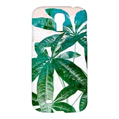 Pachira Leaves  Samsung Galaxy S4 I9500/i9505 Hardshell Case
