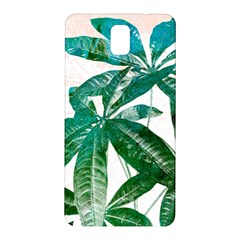 Pachira Leaves  Samsung Galaxy Note 3 N9005 Hardshell Back Case