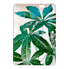 Pachira Leaves  Kindle Fire Hdx 8 9  Hardshell Case