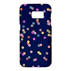 Playful Confetti Samsung Galaxy S7 Hardshell Case