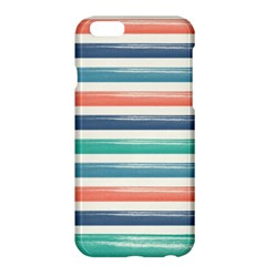 Summer Mood Striped Pattern Apple Iphone 6 Plus/6s Plus Hardshell Case